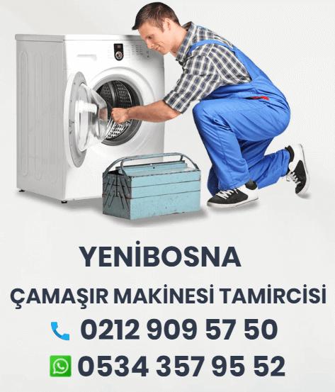 yenibosna çamaşır makinesi tamircisi