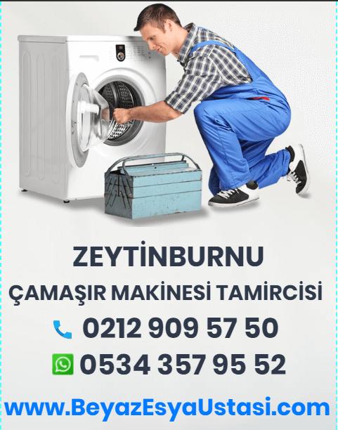 zeytinburnu çamaşır makinesi tamircisi