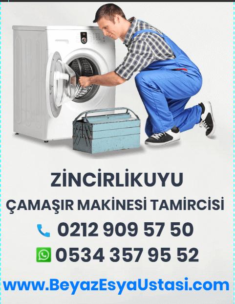 zincirlikuyu çamaşır makinesi tamircisi