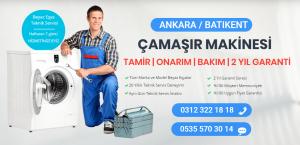 Batıkent Çamaşır Makinesi Tamircisi