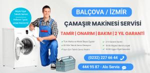 Balçova Çamaşır Makinesi Tamircisi