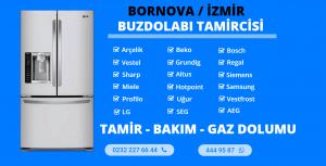 Bornova Buzdolabı Tamircisi