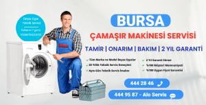 Bursa Çamaşır Makinesi Tamircisi