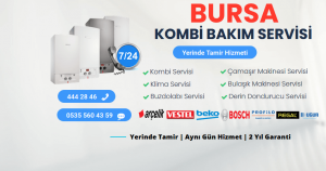 Bursa Kombi Servisi