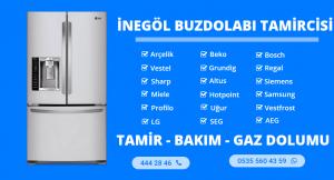 İnegöl Buzdolabı Tamircisi