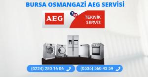 Aeg Servisi Osmangazi