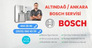 Altındağ Bosch Servisi