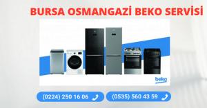 Beko Servisi Osmangazi