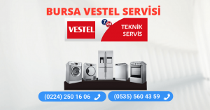 Bursa Servisi Vestel