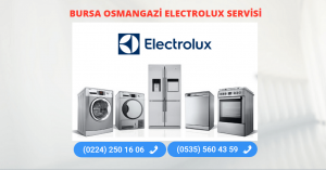 Electrolux Servisi Osmangazi