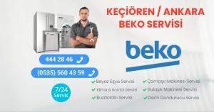 Keçiören Beko Servisi