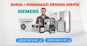 Siemens Servisi Osmangazi