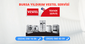 Yıldırım Vestel Servisi