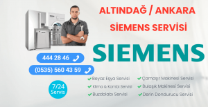 Altındağ Siemens Servisi
