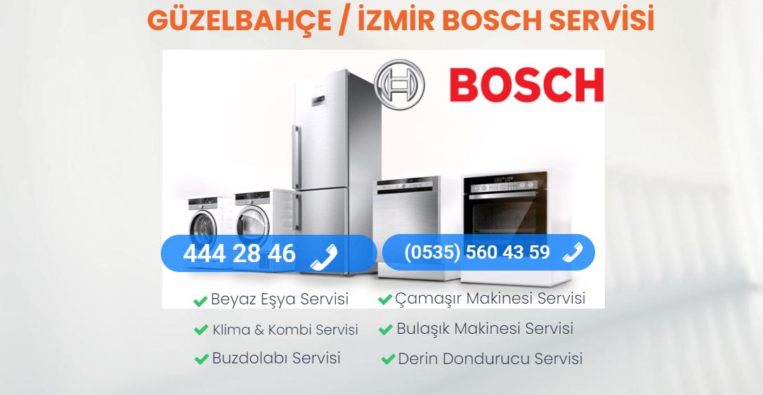 Bosch Servisi Güzelbahçe