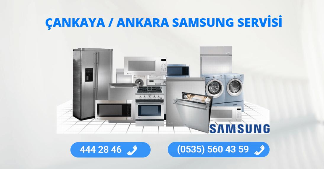 Çankaya Samsung Teknik Servisi