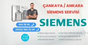 Çankaya Siemens Servisi