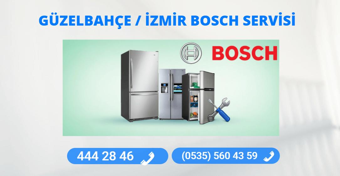 Güzelbahçe BoschTeknik Servisi