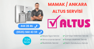 Mamak Altus Servisi