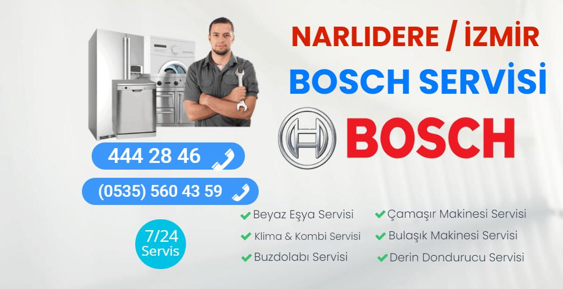 Narlıdere Bosch Servisi