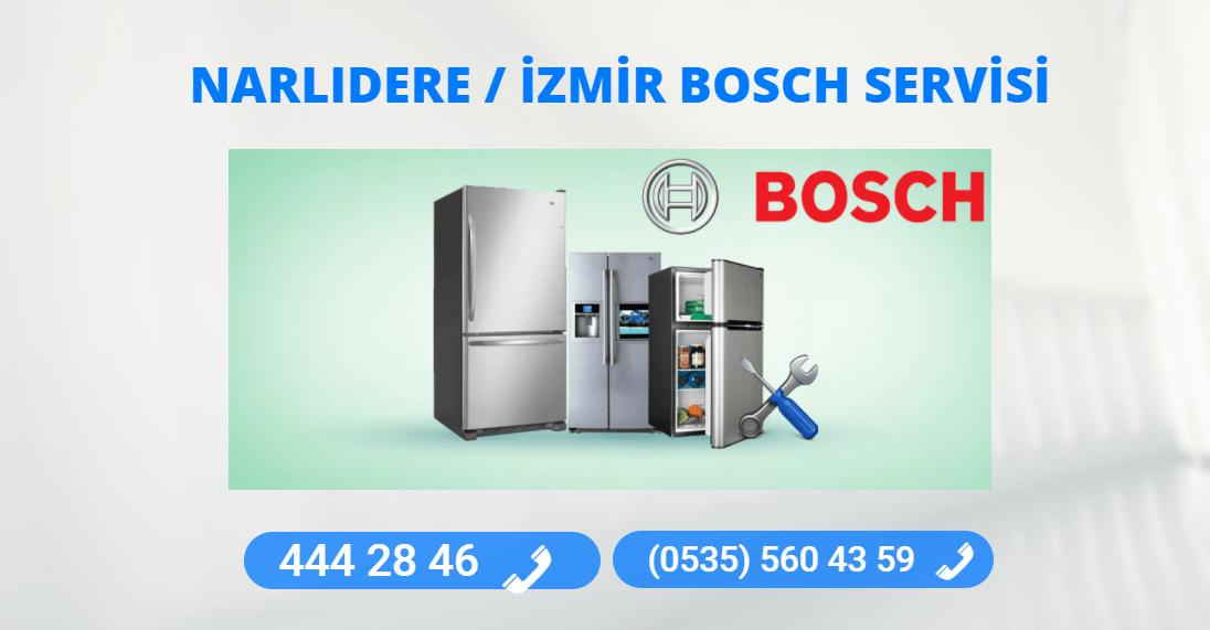 Narlıdere Bosch Teknik Servisi