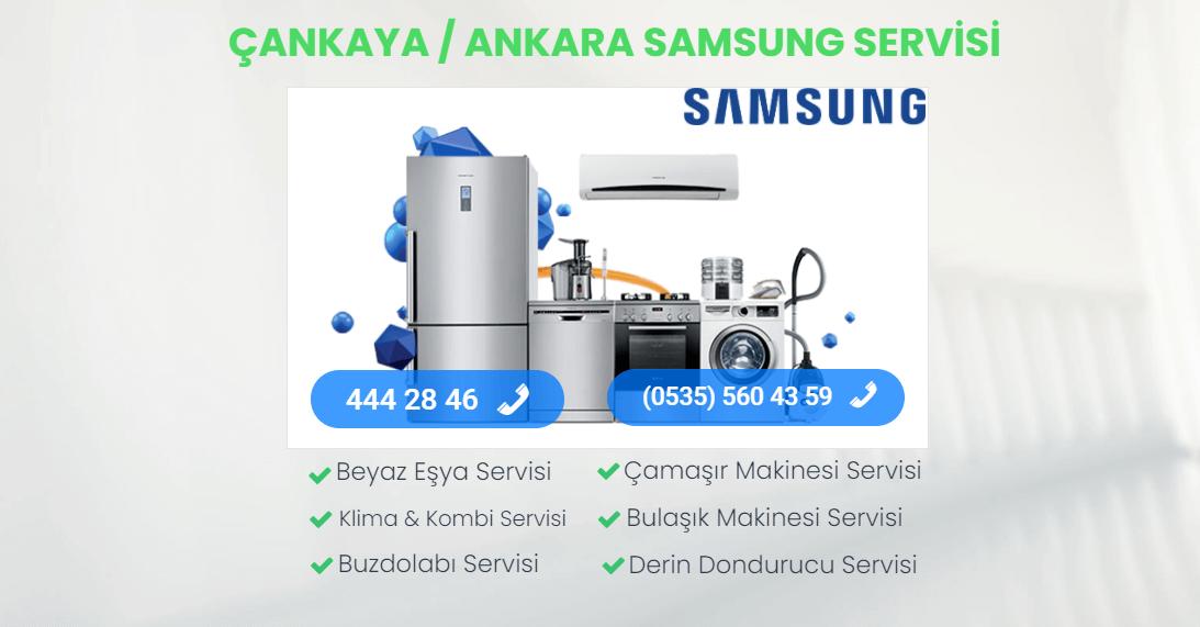 Samsung Servisi Çankaya