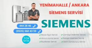 Yenimahalle Siemens Servisi