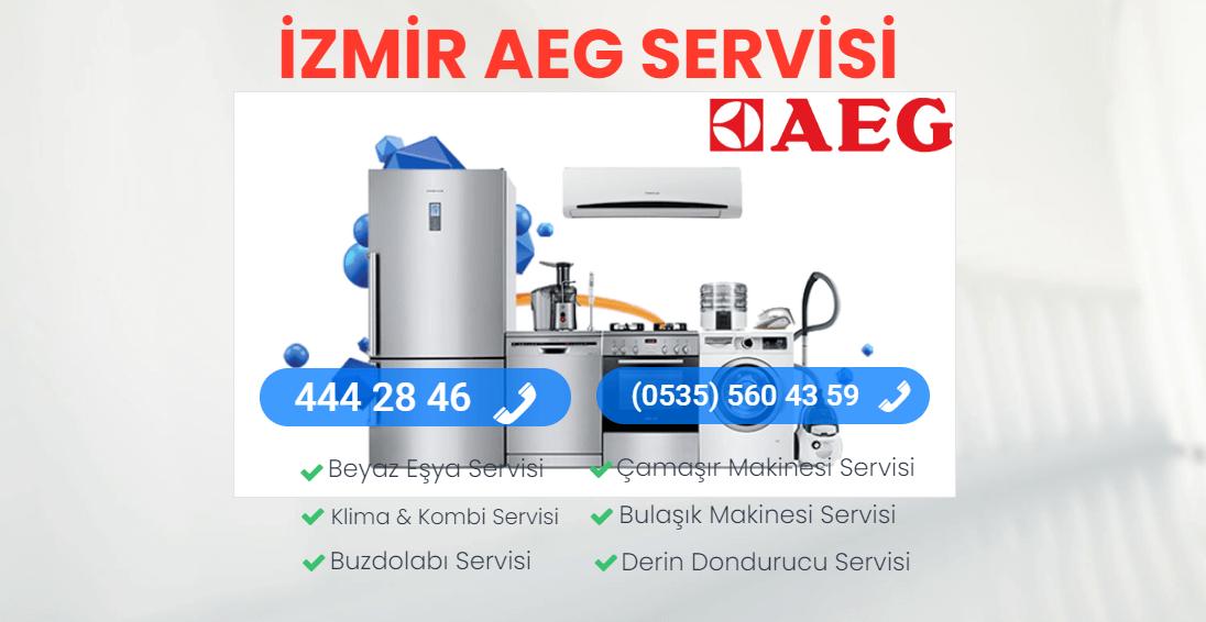 Aeg Servisi İzmir