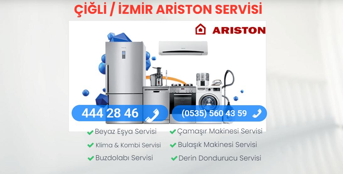 Ariston Servisi Çiğli