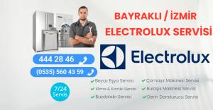 Bayraklı Electrolux Servisi