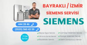Bayraklı Siemens Servisi