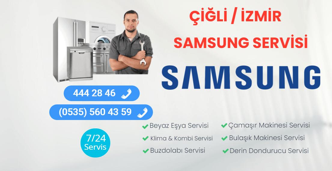 Çiğli Samsung Servisi