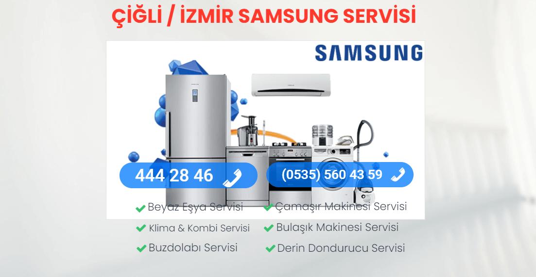 Çiğli Samsung Teknik Servisi