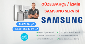 Güzelbahçe Samsung Servisi