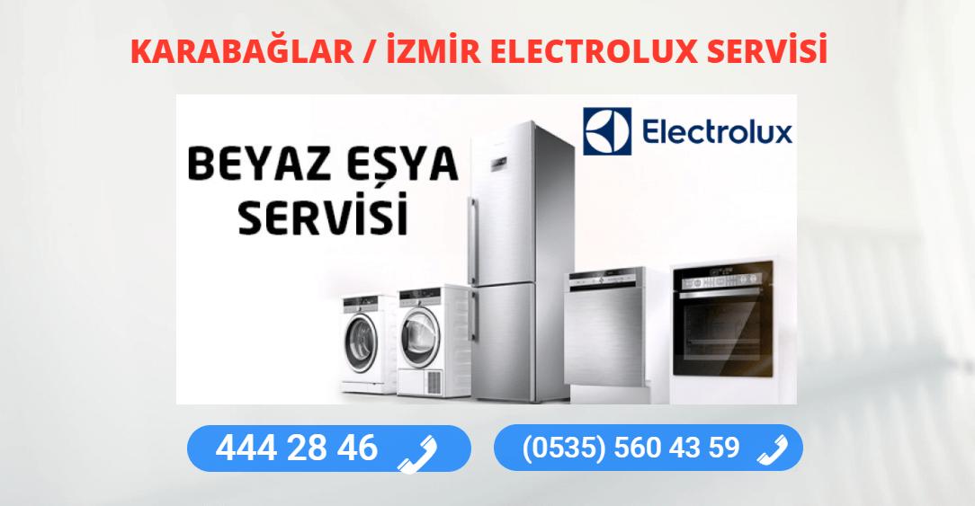 Karabağlar Electrolux Teknik Servisi