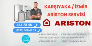Karşıyaka Ariston Servisi