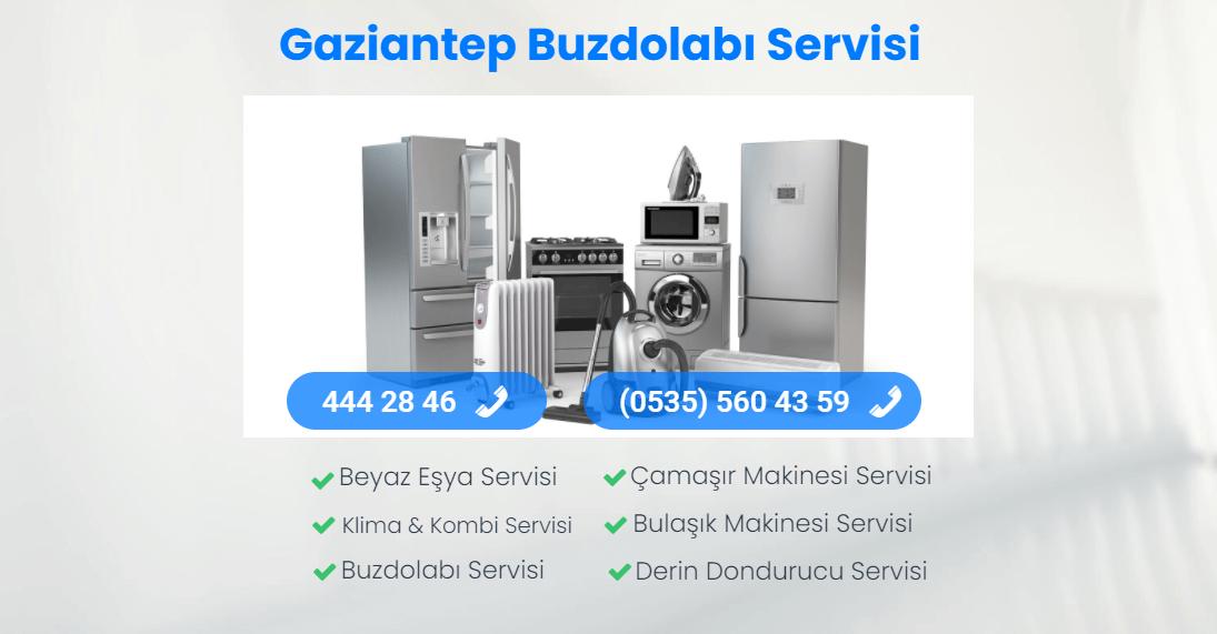 Gaziantep Buzdolabı Servisi