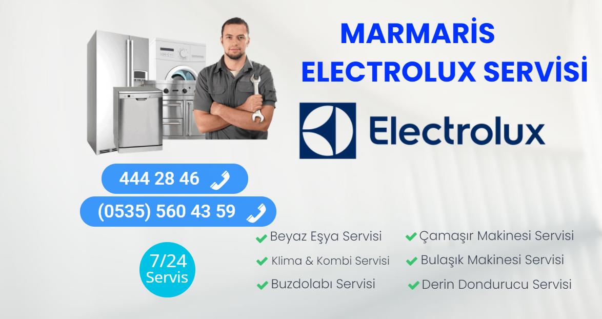 MARMARİS ELECTROLUX SERVİSİ