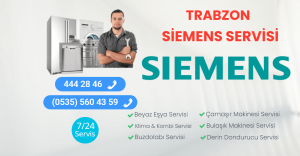 Trabzon Siemens Servisi