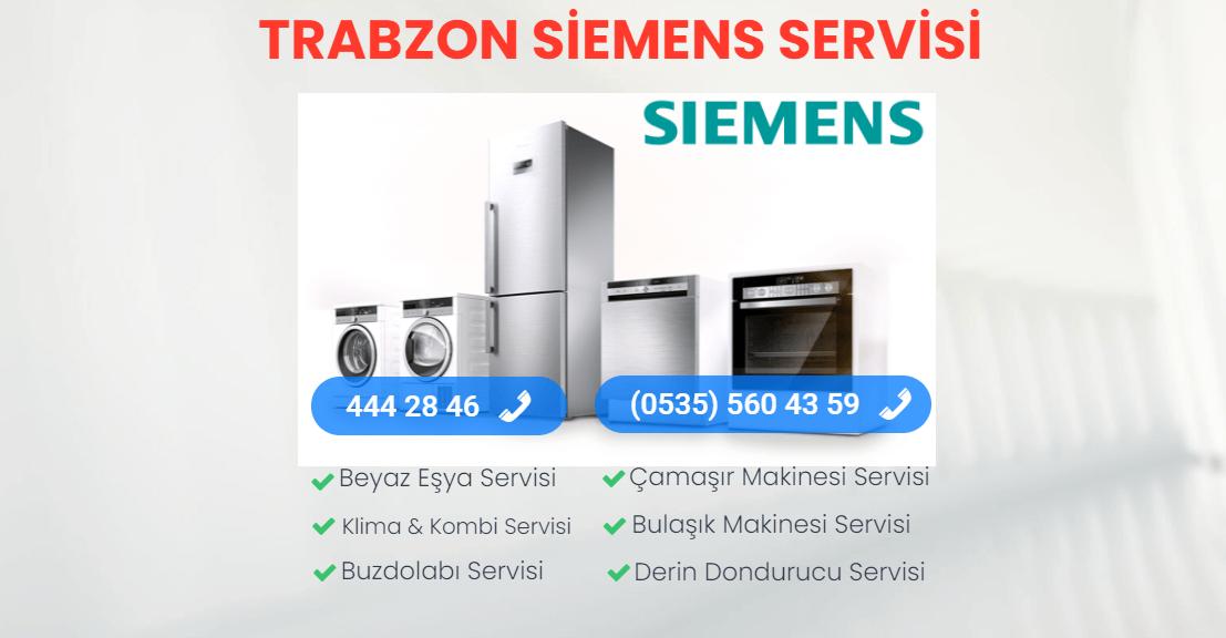 Trabzon Siemens Teknik Servisi