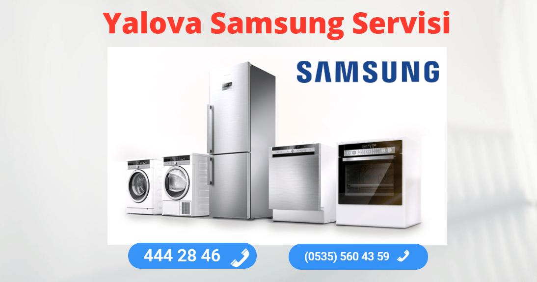 Yalova Samsung Beyaz Eşya Servisi
