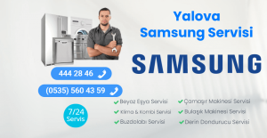 Yalova Samsung Servisi