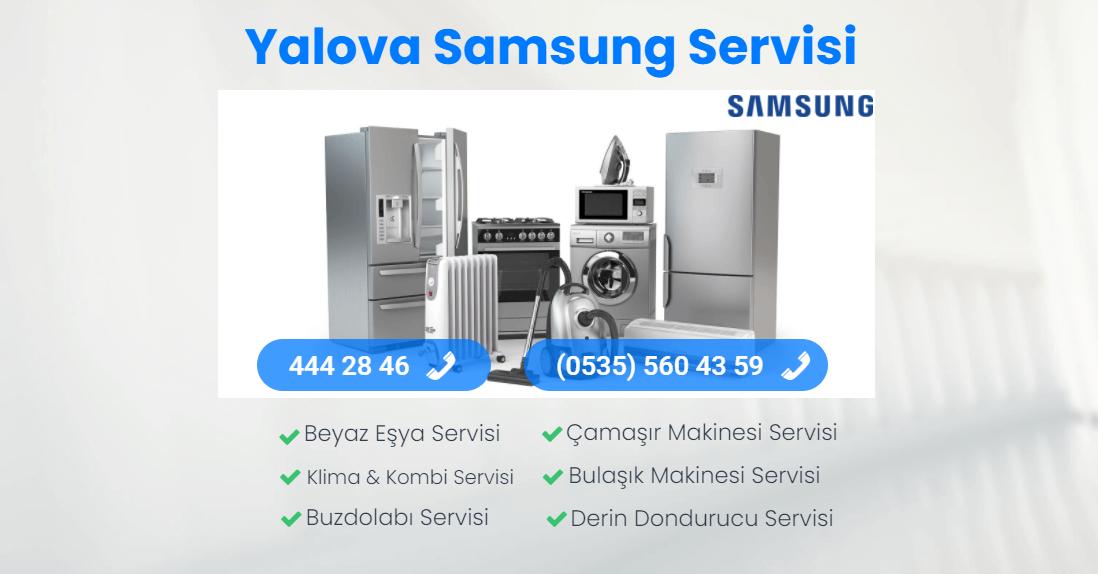 Yalova Samsung Teknik Servisi