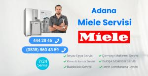 Adana Miele Beyaz Eşya Servisi