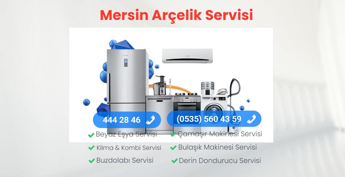 Mersin Arçelik Servisi