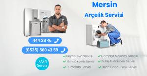 Mersin Arçelik Teknik Servisi